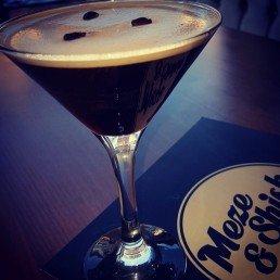 Espresso martini - Meze & Shish