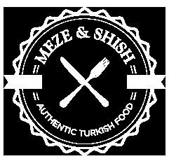 Meze & Shish Logo